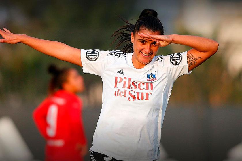 Colo Colo goleó a CD La Serena y sigue en lo más alto del Campeonato  Femenino - Sentimiento Albo